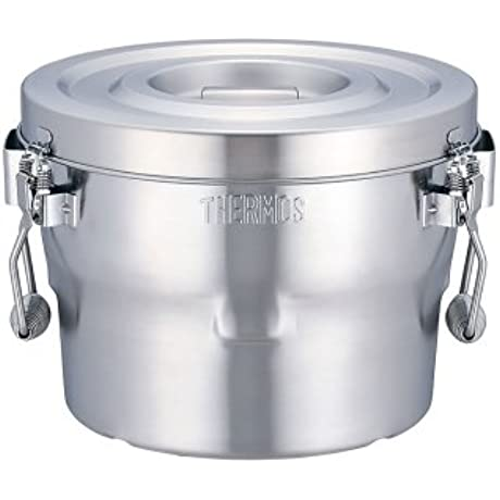 THERMOS Thermos Stainless Steel High Performance Thermal Insulation Food Cans Shuttle Drum GBB Over 10C ASYE701