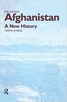 Book Afghanistan - A New History by Martin Ewans (2015-05-08)
