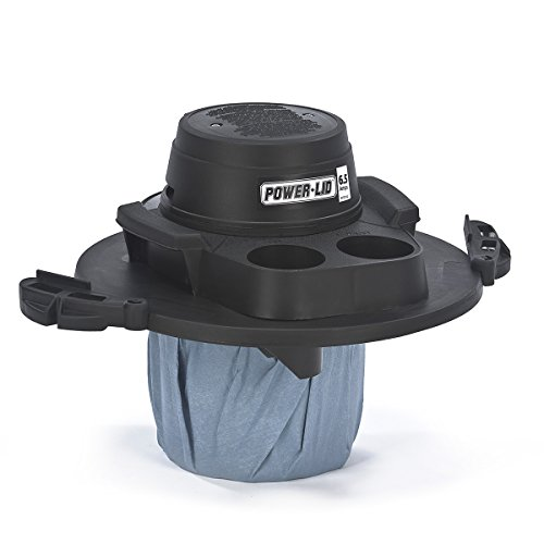 Shop Vac 6.5 Amp Wet or Dry Vacuum Head Power Lid (Handheld Vacuum Vac Shop)