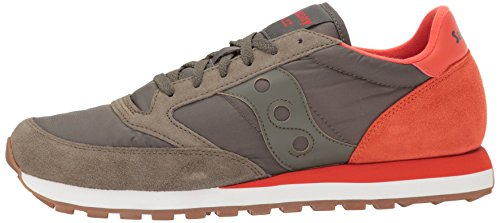 ORIGINAL des JAZZ SAUCONY Olive baskets 426 basses Cherry S1044 femmes 0AHPZ