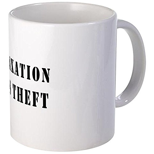 CafePress Taxation Theft Unique Coffee