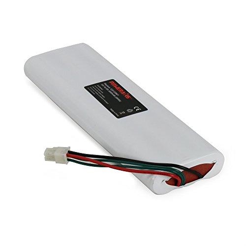 POWERAXIS 18V 3.0Ah NI-MH Outil électriques Batterie pour Husqvarna Automower G2 SH Solar Hybrid 210 AC 220 AC 260ACX G2 2004-2006 230 ACX 112862101 1128621-01 112862101/6 1128621-01/6 1128621016