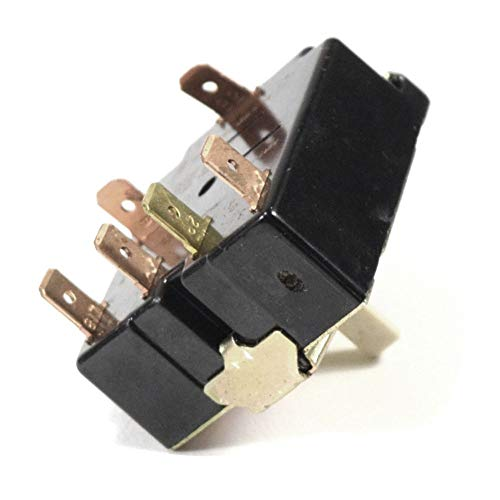 5303316702 Room Air Conditioner Selector Switch Genuine Original Equipment Manufacturer (OEM) Part
