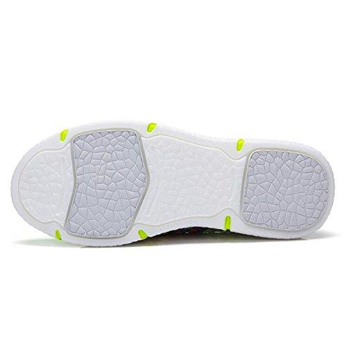 Cammello Da Donna Comfort Ultraleggero Tessuto Elastico Antiscivolo Con Slip Antiscivolo Verde
