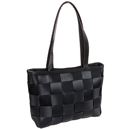 Seat Belt Bag Large Satchel (Harveys Womens Original Seatbelt Large Tote Bag (Salvage Black))