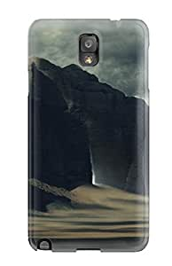 Fashion Tpu Case For Galaxy Note 3- The Desert Defender Case Cover