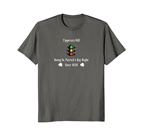 (Tipperary Hill Syracuse St. Patrick's Day 2018 T-Shirt)