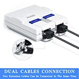 NES Classic Controller Extension Cable, 2 Pack of