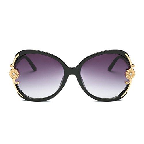 Grande De ProteccióN Gafas E Keepwin UV400 Sol Mujer Polarizadas Oversized Marco w7YHtTxq8