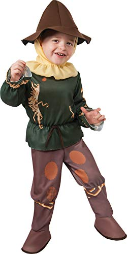 Toddler Scarecrow Toddler Costume 2T-4T