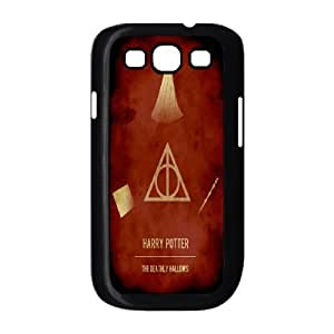 Yo-Lin case Style-11 - Harry Potter Series Pattern For Samsung Galaxy S3