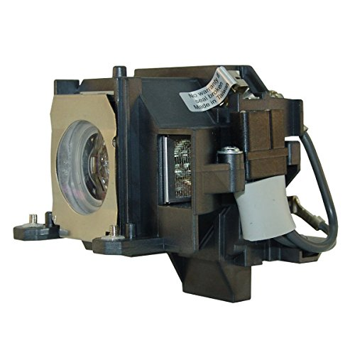 Projector 1825 (ELPLP40 V13H010L40 Lamp for Epson EB-1810 EB-1815 EMP-1810 EMP-1815 EMP-1825 EB-1825 PowerLite 1815p 1810p Projector Lamp Bulb)
