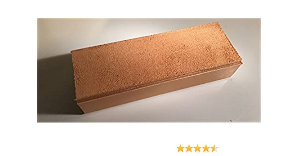 Large 2 Inch Wide with Compound Blue Leather Strop Handcrafted In The USA