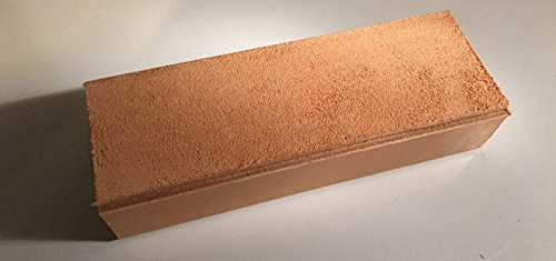Leather Strop 4 Sided - Big Bench