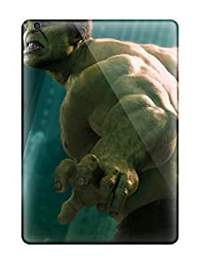 New Style Awesome Hulk Flip Case With Fashion Design For Ipad Air 3217318K70653111