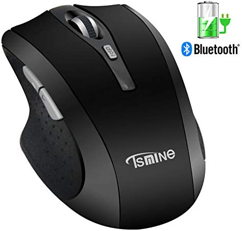 Silent Rechargeable Wireless Mouse Adjustable product image