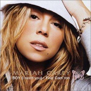 Boy (I Need You) by Carey, Mariah (2003-03-25)