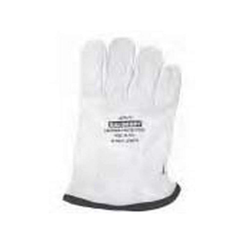 9-9.5 White Salisbury Electrical Gloves /& Accessories ILPG10995 Low Voltage Protective Glove