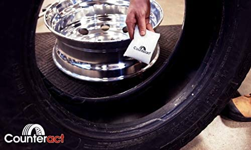 10oz DIY Kit DIYSK-10 Counteract Tire Balancing Beads 11R22.5-24.5 Steer Kit 20oz