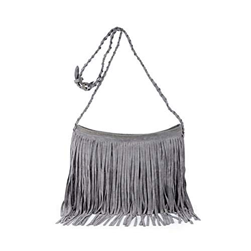 Solid Bohemian Women Bag...