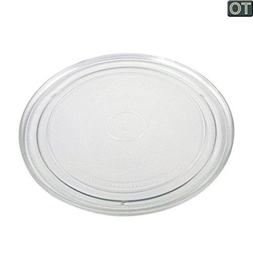 Plato giratorio para microondas 273 mm ohne Kreuz: Amazon.es ...