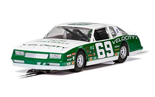 (Scalextric Chevrolet Monte Carlo 1986#69 1:32 Slot Race Car C3947)