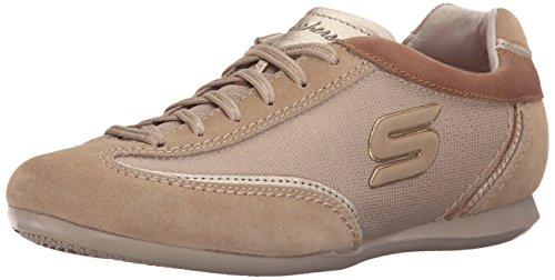 Skechers Bella zapatilla de deporte de moda Gold