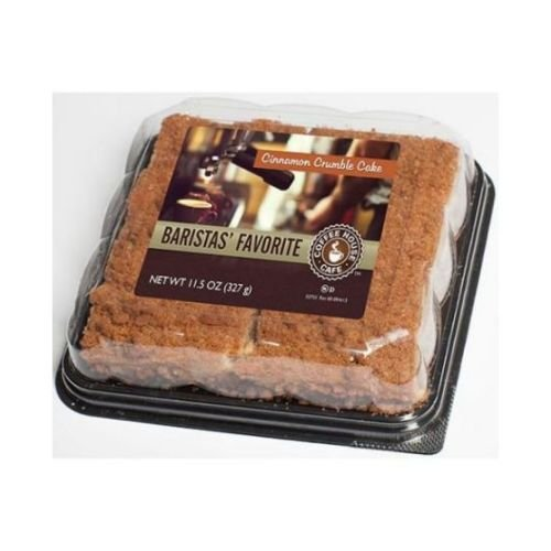 (Coffee House Cafe Cinnamon Crumble Cake, 11.5 Ounce -- 12 per case.)