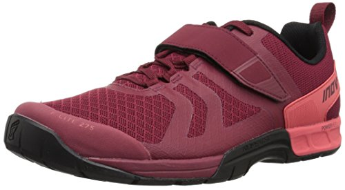 Inov-8 Women's F-LITE 275 (W) Cross Trainer, red/Coral, 8.5 B US