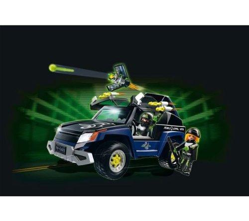 de moda Jugarmobil 4878 – 4 x 4 del del del Robo-Gang -4878 les Top Agents  tomar hasta un 70% de descuento