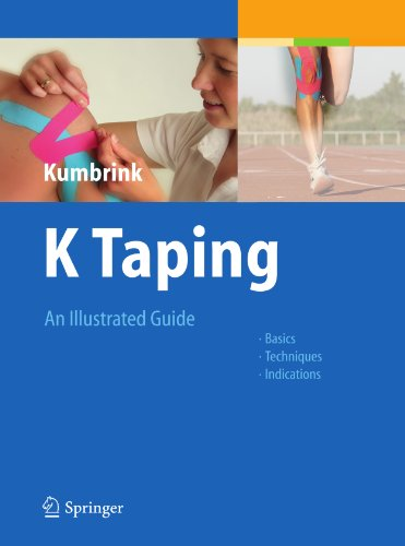 Amazon k taping an illustrated guide basics techniques k taping an illustrated guide basics techniques indications by kumbrink fandeluxe Choice Image