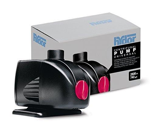 Hydor 740 Universal Pump, 740 GPH Original Seltz L40 by Hydor