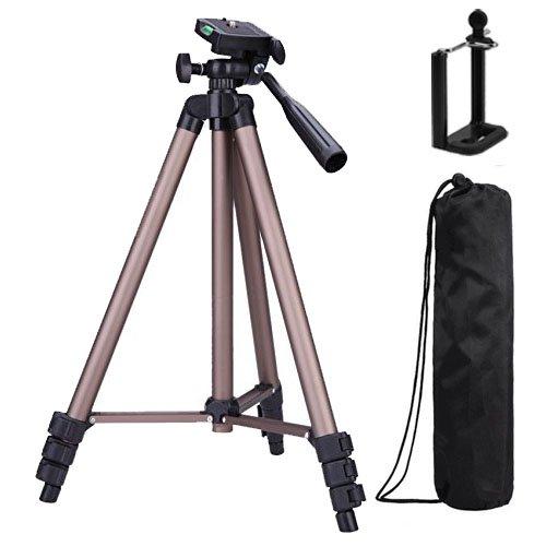 APRO 50-inch Camera Camcorder Tripod for Any SLR Camera Cano