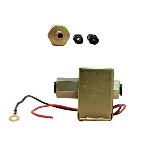 Bomba de gasolina de bajo consumo est/ándar de 12 V 5//16 4-6 PSI Facet de combustible el/éctrico