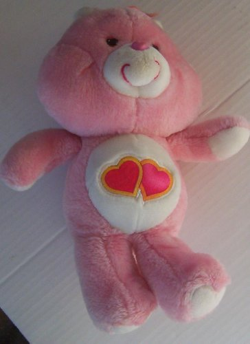 Vintage Care Bear Plush 12