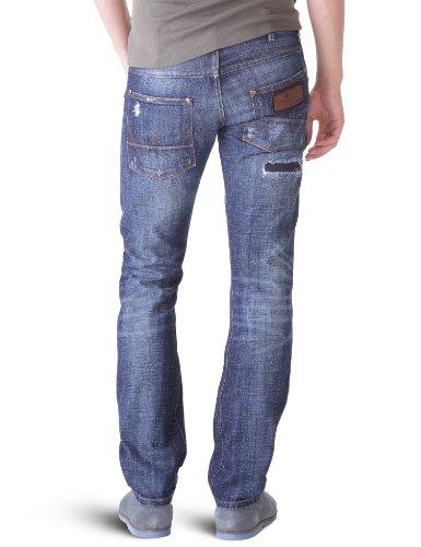 Droit Bleu Jeans Spencer Wrangler Homme oxide OT8qH