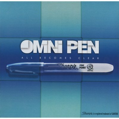 Omni Pen by World Magic Shop - Trick Omni Deck