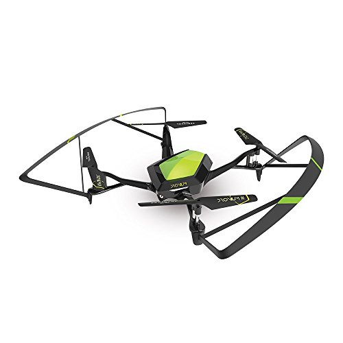 Protocol Dronium III AP - WI-FI Drone with Camera | Streams Live HD Video | HD Aerial Photo |, Banked Turns and 4-Way 360° Flips, Remote Control with Phone Mount - Video Photo Ap