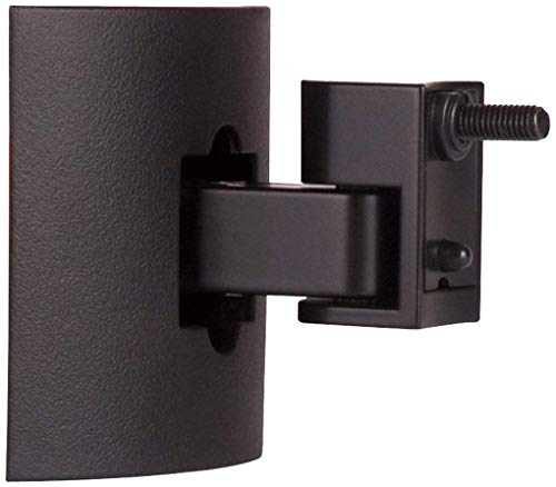 Bose Mounting Brackets - UB-20 Black Wall Mount Bracket Compatible with Bose Cube Speakers Lifestyle 6 10 15 18 28 12