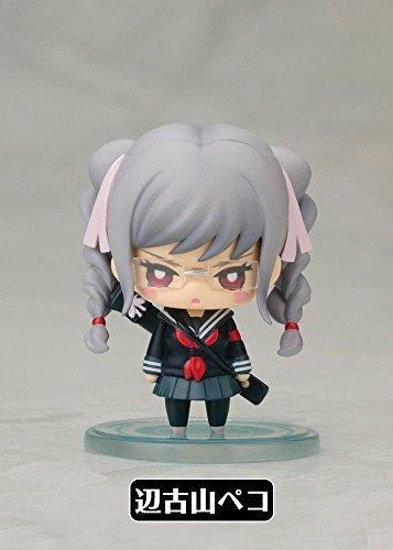 RARE Super Dangan Ronpa 2 CHAPTER 02 Mini Figure mascot Peko Pekoyama ZA by Kotobukiya