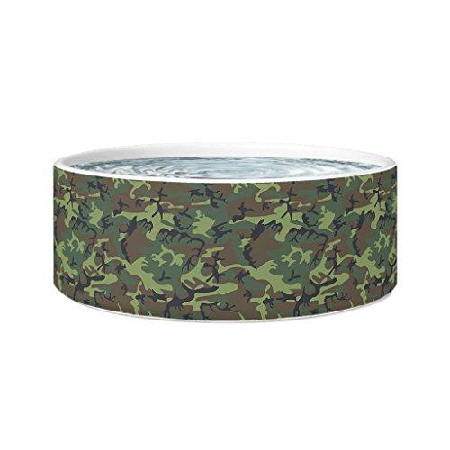 Сamouflage Dog Bowl 7.5