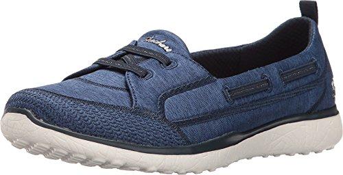 Skechers Microburst Topnotch Flat Sneaker