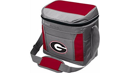 NCAA Soft-Sided Insulated Cooler Bag, 16-Can Capacity with Ice