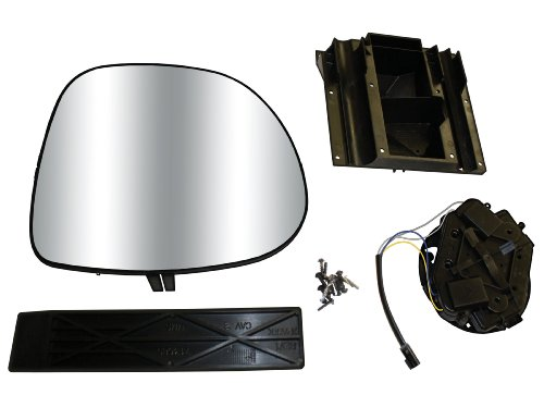 CIPA-USA 70805 Extendable Replacement Electric Heated Mir...