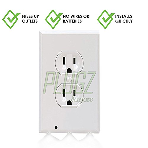 Led Night Light Outlet - 7