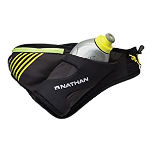 Nathan Peak Waist Pack, Black, One Size