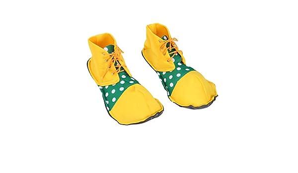BESTOYARD Adulto – Zapatos de Payaso Zapatos de Duende Carnaval ...