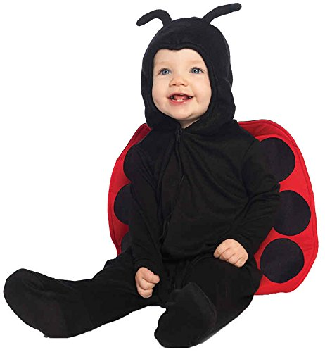 Anne Geddes Ladybug Costumes (UHC Baby Anne Geddes Ladybug Infant Toddler Fancy Dress Halloween Costume, 12-18M)