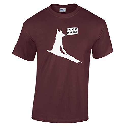 Holy Crap My Dogs Batman! T Shirt Gift