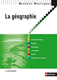 Book's Cover ofLa géographie